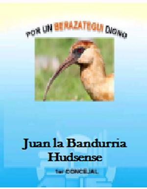 BANDURRIA APRETADORA