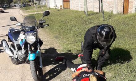 POLICÍA LOCAL DETIENE MALANDRA TRAS ENTRADERA: RECUPERAN TODO LO ROBADO