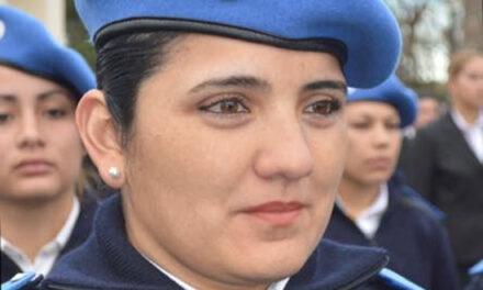 OTRA OFICIAL POLICIAL MURIÓ POR EL ABANDONO DE LA FUERZA Y DE IOMA