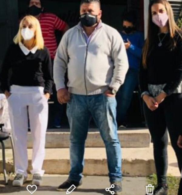 'LOPECITO': «TRABAJAMOS EN LOS BARRIOS, INCLUSO CON EL 'DETECTAR'»