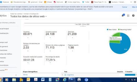 71.113 LECTORES VISITARON NUESTRA WEB EN JUNIO