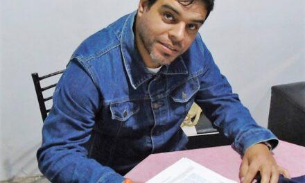 RAVELO CANDIDATO OFICIAL DE «HACEMOS» JUNTO A DIANA PATERNO EN BERAZATEGUI