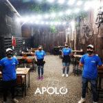ASESINAN A UN JOVEN A LA SALIDA DE 'APOLO 18' DE BERAZATEGUI