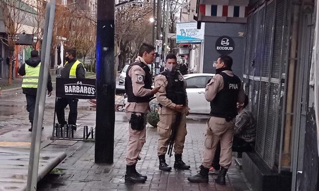 PERSONAL DE CONTROL URBANO DE BERAZATEGUI DETIENE DELINCUENTE