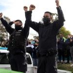 LA POLICÍA BONAERENSE ACTIVA UN NUEVO PARO